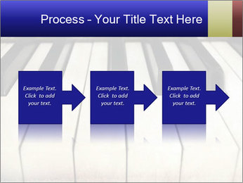 Piano keyboard PowerPoint Templates - Slide 88