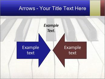 Piano keyboard PowerPoint Templates - Slide 90