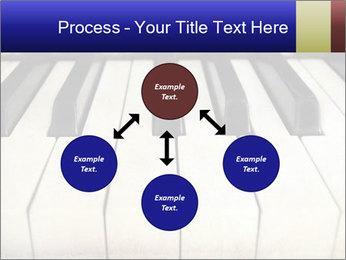 Piano keyboard PowerPoint Templates - Slide 91