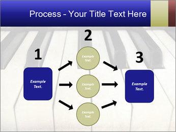 Piano keyboard PowerPoint Templates - Slide 92
