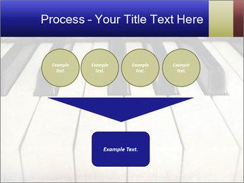 Piano keyboard PowerPoint Templates - Slide 93