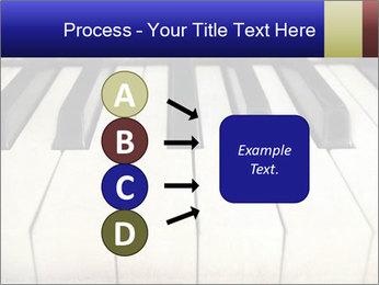 Piano keyboard PowerPoint Templates - Slide 94