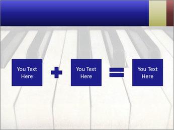 Piano keyboard PowerPoint Templates - Slide 95