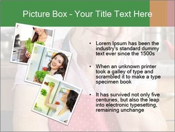 Smiling senior woman PowerPoint Template - Slide 17