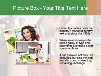 Smiling senior woman PowerPoint Template - Slide 20