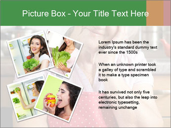 Smiling senior woman PowerPoint Template - Slide 23
