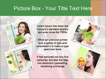 Smiling senior woman PowerPoint Template - Slide 24