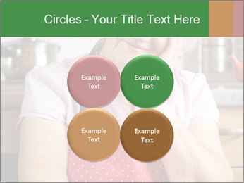 Smiling senior woman PowerPoint Template - Slide 38