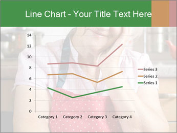 Smiling senior woman PowerPoint Template - Slide 54