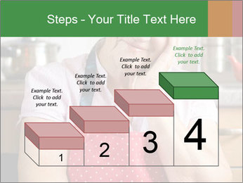 Smiling senior woman PowerPoint Template - Slide 64