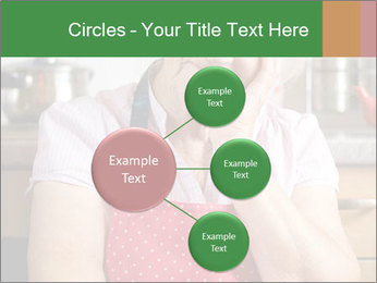 Smiling senior woman PowerPoint Template - Slide 79