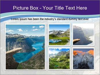 Rock PowerPoint Template - Slide 19