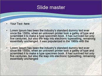 Rock PowerPoint Template - Slide 2