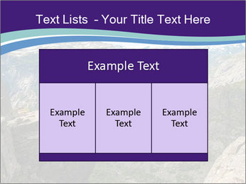 Rock PowerPoint Template - Slide 59