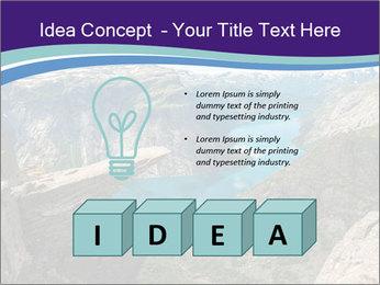 Rock PowerPoint Template - Slide 80