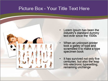Attractive Woman PowerPoint Templates - Slide 20
