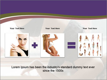 Attractive Woman PowerPoint Templates - Slide 22