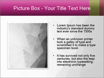 Abstract background PowerPoint Template - Slide 13