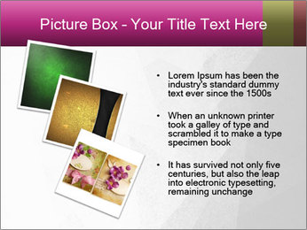 Abstract background PowerPoint Template - Slide 17