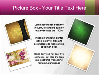 Abstract background PowerPoint Template - Slide 24
