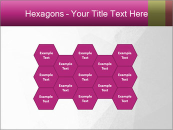 Abstract background PowerPoint Template - Slide 44