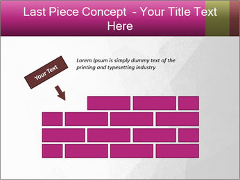 Abstract background PowerPoint Template - Slide 46