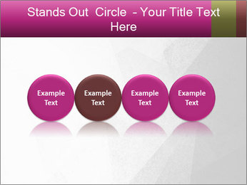 Abstract background PowerPoint Template - Slide 76