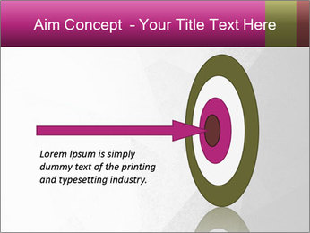Abstract background PowerPoint Template - Slide 83