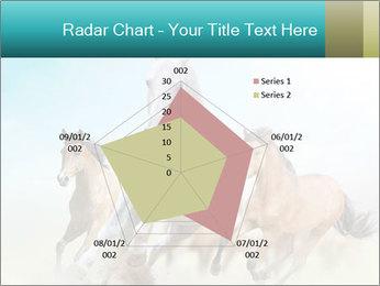 Horses in dust PowerPoint Template - Slide 51