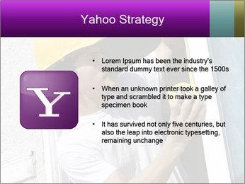 Male taking PowerPoint Template - Slide 11