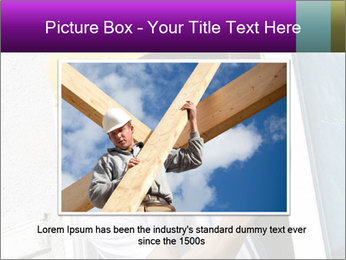 Male taking PowerPoint Template - Slide 16
