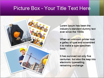 Male taking PowerPoint Template - Slide 23