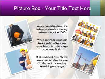 Male taking PowerPoint Template - Slide 24