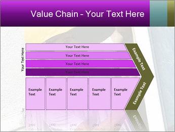 Male taking PowerPoint Template - Slide 27