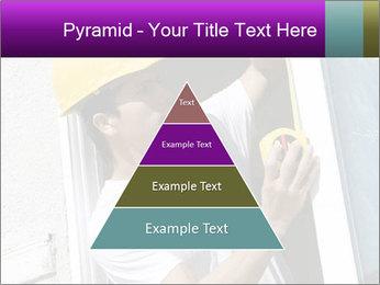 Male taking PowerPoint Template - Slide 30