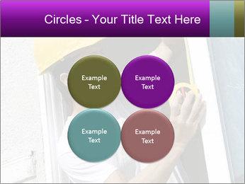 Male taking PowerPoint Template - Slide 38