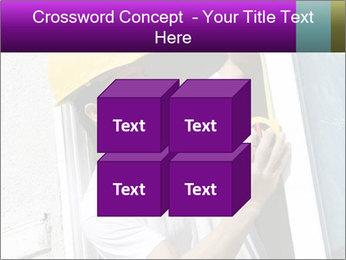 Male taking PowerPoint Template - Slide 39