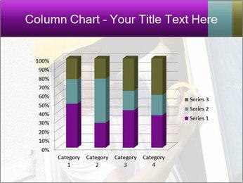 Male taking PowerPoint Template - Slide 50