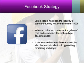 Male taking PowerPoint Template - Slide 6