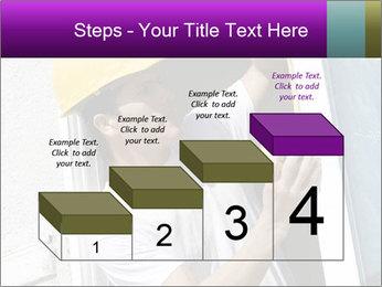 Male taking PowerPoint Template - Slide 64