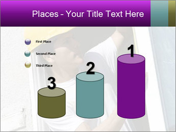 Male taking PowerPoint Template - Slide 65