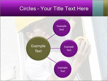 Male taking PowerPoint Template - Slide 79