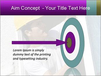Male taking PowerPoint Template - Slide 83