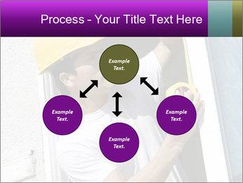 Male taking PowerPoint Template - Slide 91