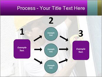 Male taking PowerPoint Template - Slide 92