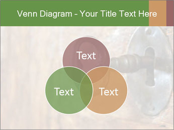 Closeup of an old keyhole PowerPoint Templates - Slide 33
