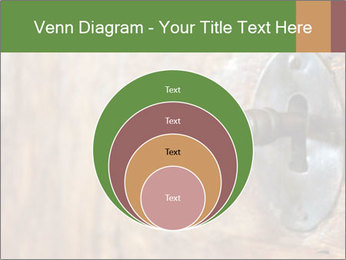 Closeup of an old keyhole PowerPoint Templates - Slide 34