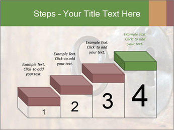 Closeup of an old keyhole PowerPoint Templates - Slide 64