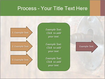 Closeup of an old keyhole PowerPoint Templates - Slide 85