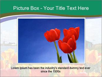 Traditional Dutch windmills PowerPoint Template - Slide 15